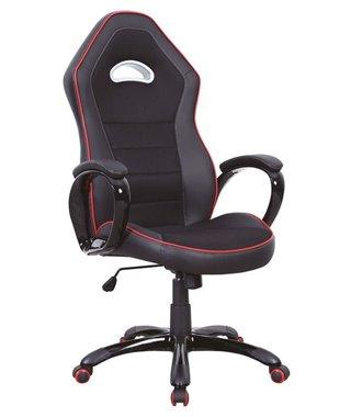 Кресло компьютерное Signal Q-032 (черный/красный)