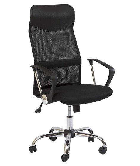 Кресло компьютерное Signal Q-025 (черный)