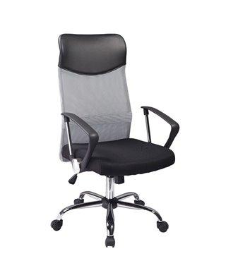 Кресло компьютерное Signal Q-025 (серый/черный)
