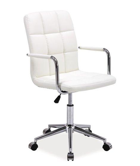 Кресло компьютерное Signal Q-022 (белый)