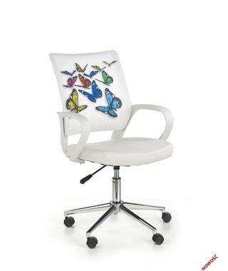 Кресло компьютерное Halmar IBIS BUTTERFLY (разноцветный)
