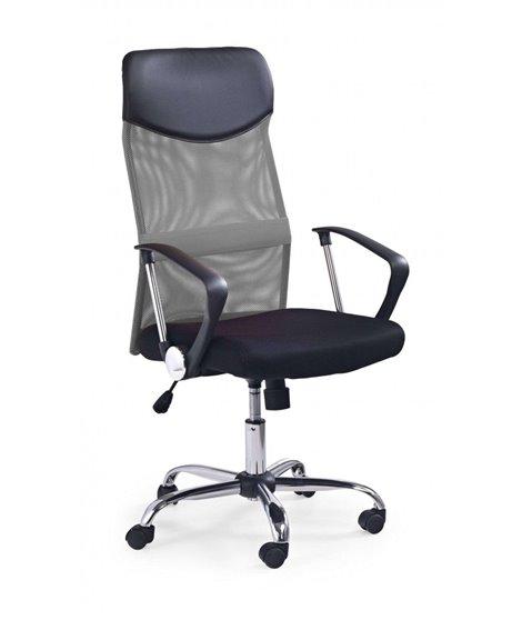 Кресло компьютерное Halmar VIRE (черный/серый)