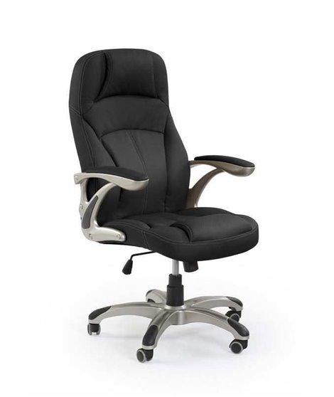 Кресло компьютерное Halmar CARLOS (черный)