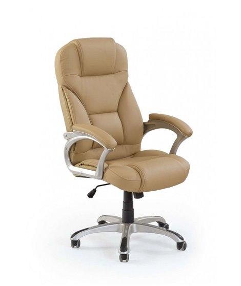 Кресло компьютерное Halmar DESMOND (бежевый)