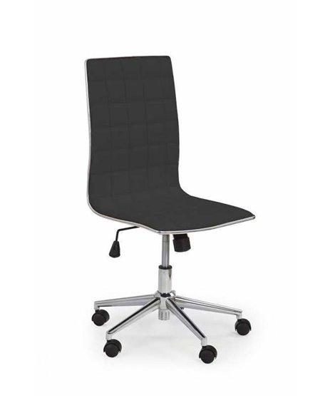Кресло компьютерное Halmar TIROL (черный)
