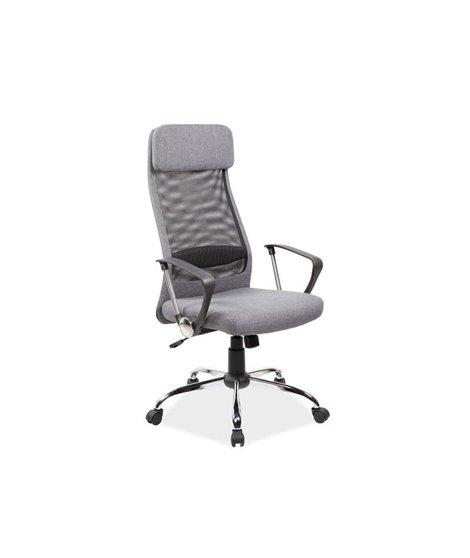 Кресло компьютерное Signal Q-345 (серый)