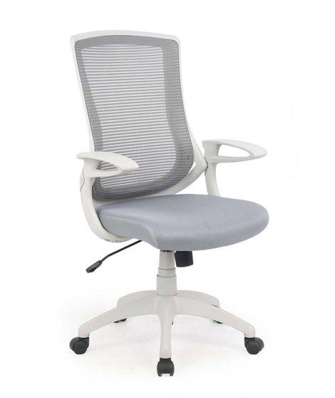 Кресло компьютерное Halmar IGOR (серый/кремовый)