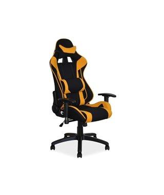 Кресло компьютерное Signal VIPER (черный/желтый)