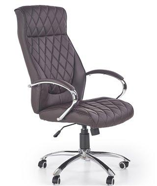 Кресло компьютерное Halmar HILTON (шоколад)