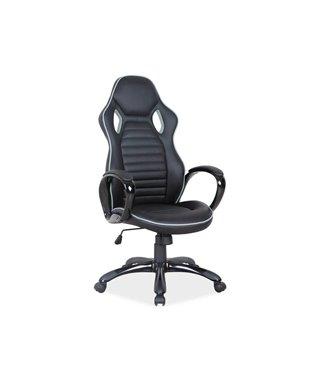 Кресло компьютерное Signal Q-105 (черный/серый)