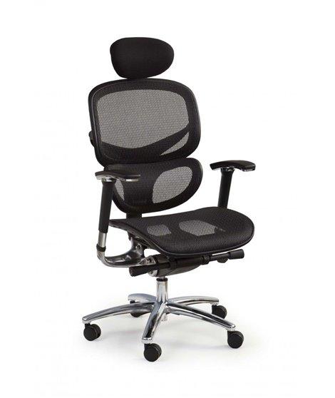 Кресло компьютерное Halmar PRESIDENT (черный)
