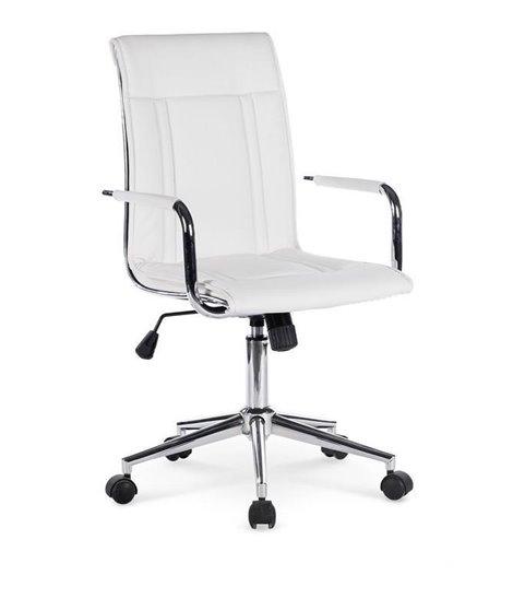 Кресло компьютерное Halmar PORTO 2 (белый)
