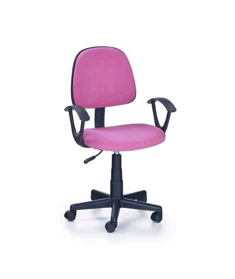 Кресло компьютерное Halmar DARIAN BIS (розовый)