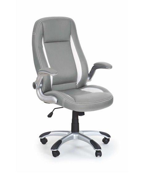 Кресло компьютерное Halmar SATURN (серый)