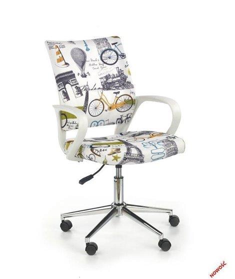 Кресло компьютерное Halmar IBIS PARIS (разноцветный)