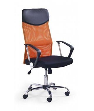 Кресло компьютерное Halmar VIRE (черный/оранжевый)
