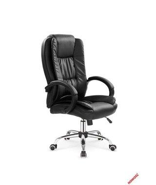 Кресло компьютерное Halmar RELAX (черный)
