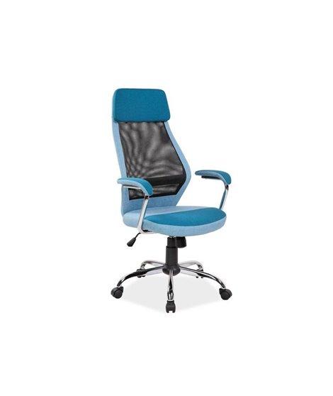 Кресло компьютерное Signal Q-336 (сине-черный)