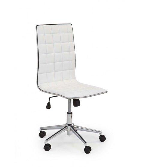 Кресло компьютерное Halmar TIROL (белый)