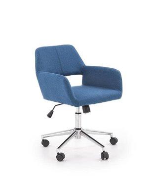 Кресло компьютерное Halmar MOREL (синий)