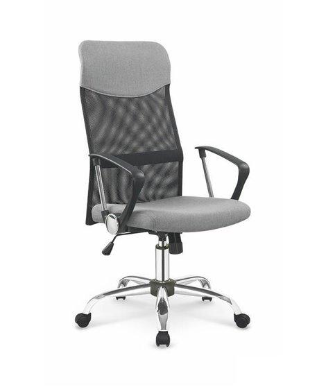 Кресло компьютерное Halmar VIRE 2 (черный/серый)