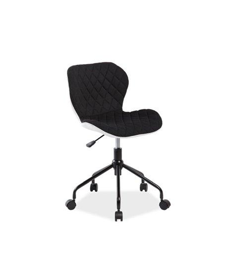 Кресло компьютерное Signal RINO (белый/черный)