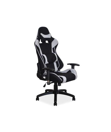 Кресло компьютерное Signal VIPER (черный/серый)
