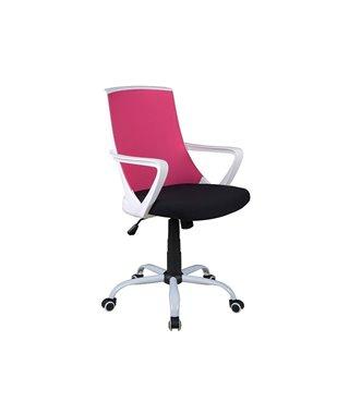 Кресло компьютерное Signal Q-248 (розовый/черный)