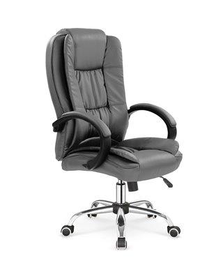 Кресло компьютерное Halmar RELAX (серый)