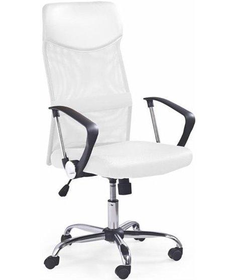 Кресло компьютерное Halmar VIRE (белый)