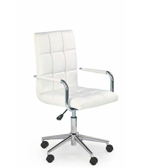 Кресло компьютерное Halmar GONZO 2 (белый)