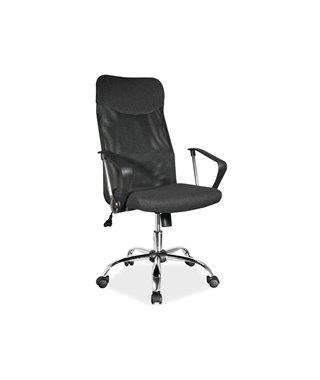Кресло компьютерное Signal Q-025 (черный, ткань)