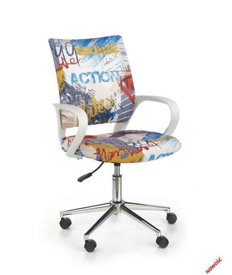 Кресло компьютерное Halmar IBIS FREESTYLE (разноцветный)