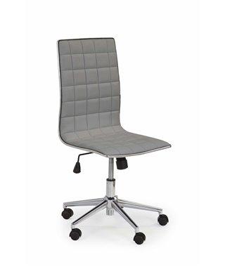 Кресло компьютерное Halmar TIROL (серый)