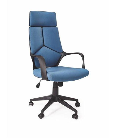 Кресло компьютерное Halmar VOYAGER (синий)