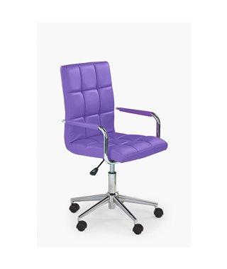 Кресло компьютерное Halmar GONZO 2 (фиолетовый)