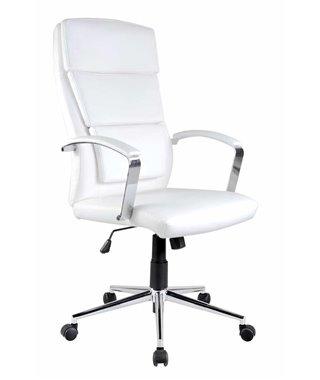 Кресло компьютерное Halmar AURELIUS (белый)