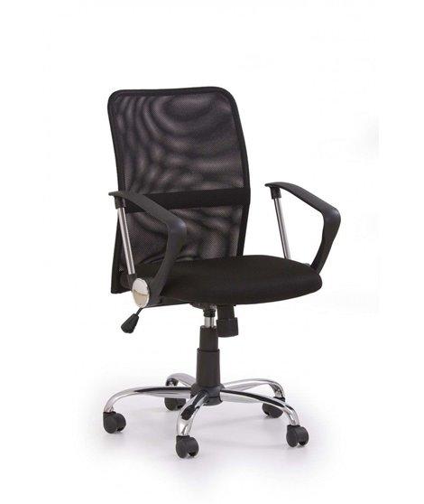 Кресло компьютерное Halmar TONY (черный)