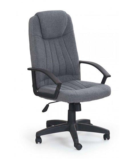 Кресло компьютерное Halmar RINO (серый)