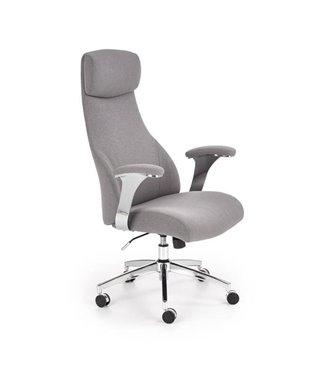 Кресло компьютерное Halmar NORRIS (темно-серый)