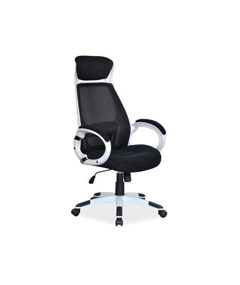 Кресло компьютерное Signal Q-409 (черный)