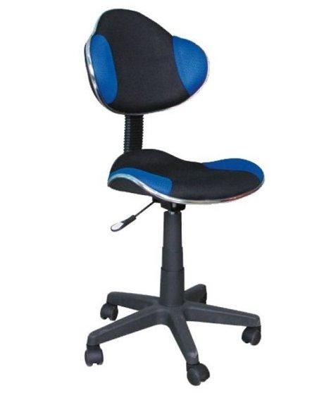 Кресло компьютерное Signal Q-G2 (синий/черный)