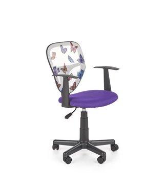 Кресло компьютерное Halmar SPIKER (фиолетовый)