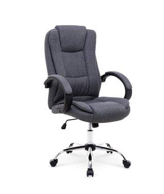Кресло компьютерное Halmar RELAX 2 (серый)