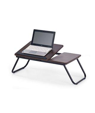 Стол компьютерный Halmar B-19 (темный орех)