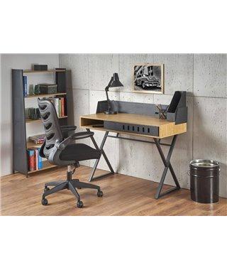 Стол компьютерный Halmar B43 (дуб золотой)