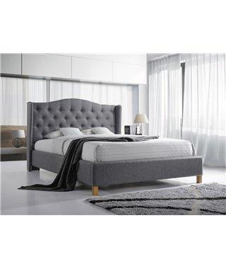 Кровать Signal ASPEN (серый) 160/200