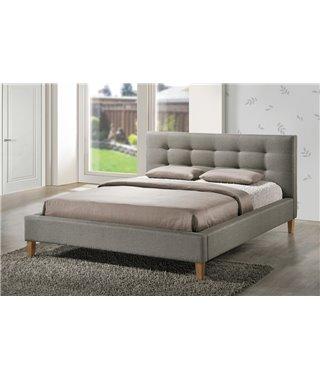 Кровать Signal TEXAS (серый) 160/200
