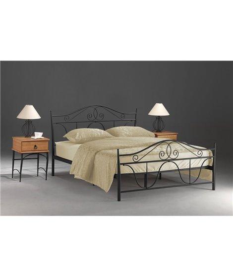 Кровать Signal DENVER (черный) 160/200