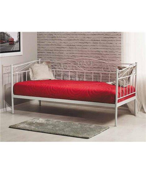 Кровать Signal BIRMA (белый) 90/200